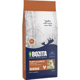 BOZITA Puppy & Junior Wheat Free 12,5 kg