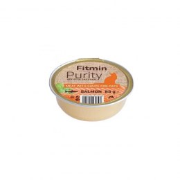 FITMIN cat Purity alutray Salmon 85g