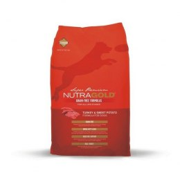NUTRA GOLD GF TURKEY & SWEET POTATO 2,25 kg