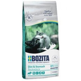 BOZITA Diet & Stomach Grain free Elk 400g