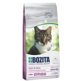 BOZITA Hair & Skin Wheat free Salmon 400g