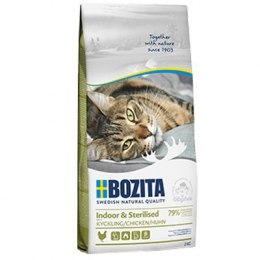 BOZITA Indoor & Sterilised Chicken 400g