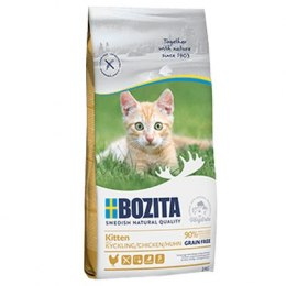 BOZITA Kitten Grain free Chicken 400g