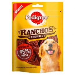 PEDIGREE Ranchos 95% Wołow 70g [393222]