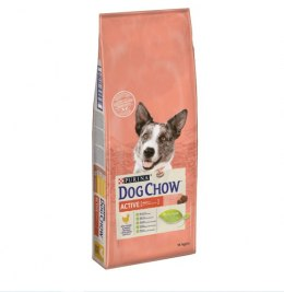 PURINA DOG CHOW ACTIVE Kurczak 14kg