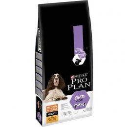 PURINA PRO PLAN MEDIUM LARGE ADULT 7+ OPTI AGE Kurczak 14kg