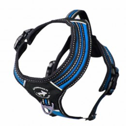 ALL FOR DOGS Szelki 3x-Sport Niebieskie L