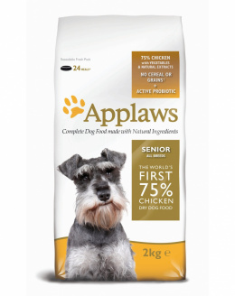 APPLAWS Chicken Senior (Kurczak Senior) 2kg