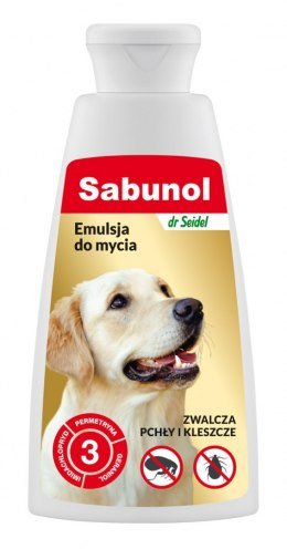 SABUNOL emulsja do mycia 150 ml