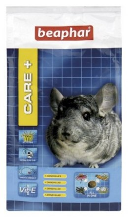 BEAPHAR CARE+ CHINCHILLA 1,5KG - karma dla szynszyli