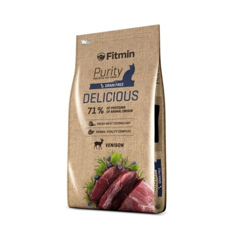 FITMIN cat Purity delicious 0,4kg