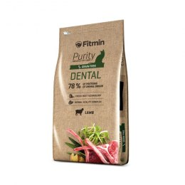 FITMIN cat Purity dental 10kg