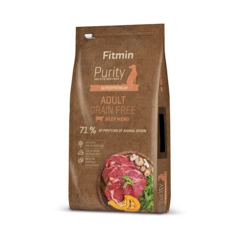FITMIN dog Purity GF Adult Beef 2kg