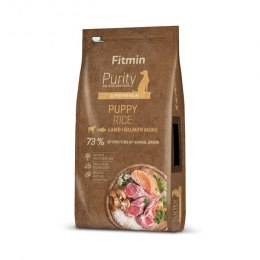 FITMIN dog Purity Rice Puppy Lamb&Salmon 2kg