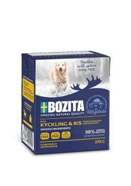 BOZITA BIG Chicken / Rice 370g