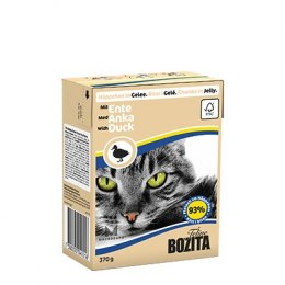 BOZITA Chunks in Jelly with Duck 370g