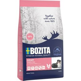BOZITA Light Wheat Free 2,4 kg