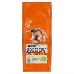 PURINA DOG CHOW MATURE ADULT Kurczak 14kg