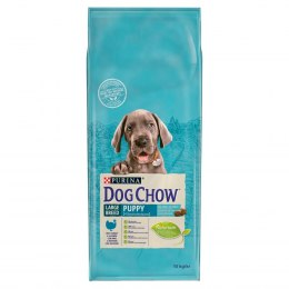 PURINA DOG CHOW PUPPY LARGE BREED Indyk 14kg
