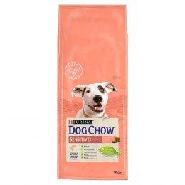 PURINA DOG CHOW SENSITIVE Łosoś 14kg