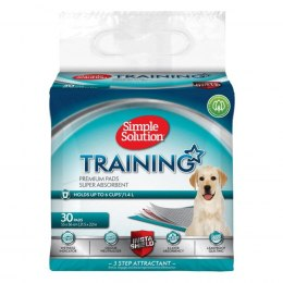 SIMPLE SOLUTION PUPPY TRAINING PADS - MATY TRENINGOWE 55x56 30szt