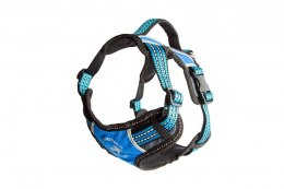 ALL FOR DOGS Szelki 2x-Sport Niebieski M