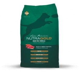 NUTRA GOLD GF DUCK & SWEET POTATO 2,25 kg