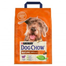PURINA DOG CHOW MATURE ADULT Jagnięcina 2,5kg