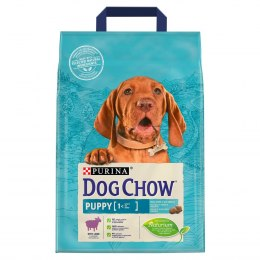 PURINA DOG CHOW PUPPY Jagnięcina 2,5kg