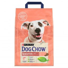 PURINA DOG CHOW SENSITIVE Łosoś 2,5kg