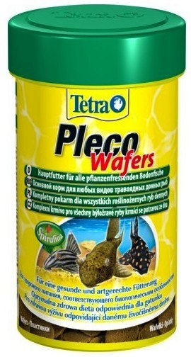 TETRA Pleco Veggie Wafers 250 ml [T199118]